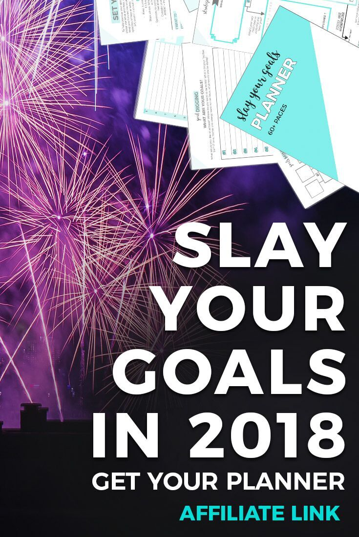 Pin - Slay Your Goals in 2018_preview