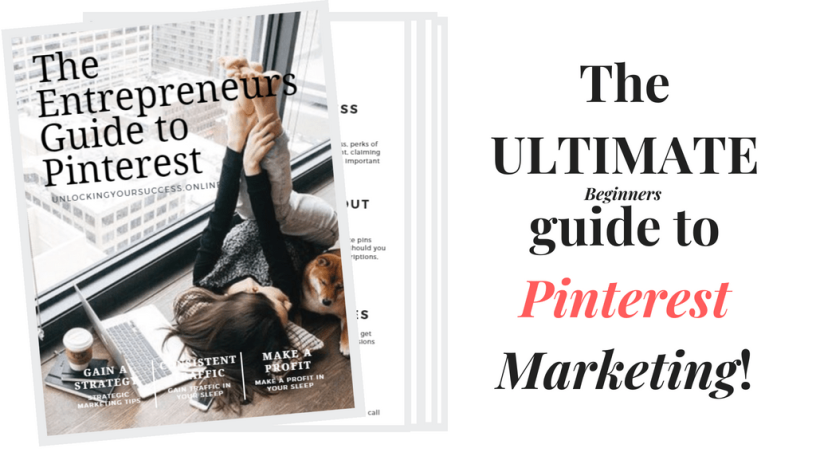 The Entrepreneurs Guide to Pinterest